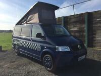 2008 Four Berth VW T5 Campervan