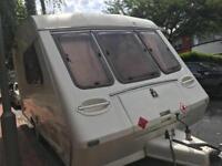 Fleetwood 2 berth caravan