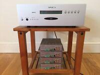 Opus MCU500 Multi-Room Controller v2.5 and 4 x DZM20 Digital Zone Amplifiers