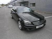 MERCEDES-BENZ CLC CLC 180K Sport Auto (black) 2009