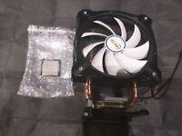 Intel Core i5 3570k 1155 cpu / processor and Arctic Cooling i30 cooler.