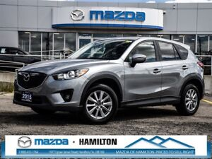 2015 Mazda CX-5 GS- SUNROOF, BACK UP CAM
