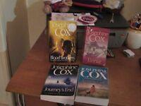 4 joseaphine cox books