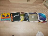old school dance trance ect job lot vinyl records job