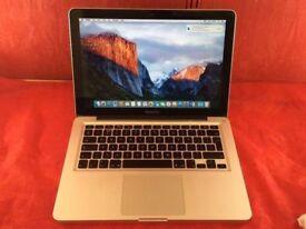 "Apple MacBook Pro A1278 13.3"", 2010, 500GB, Core 2 Duo Processor, 4GB RAM +WARRANTY, NO OFFERS, L144"