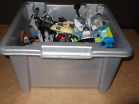 Lego bundle - 9 Models which have been built + loose lego - Star Wars, Chima etc