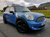July 2011 Mini Countryman 1.6 Cooper D ALL4 4X4, GREAT SPEC! FINANCE & 6 MONTHS WARRANTY!