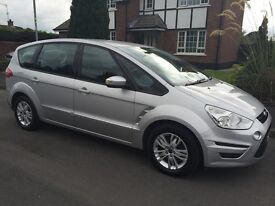 """2010 FORD S-MAX 2.0 TDCI ZETEC """"NEW FACELIFT MODEL"""" P/EX WELCOME"""