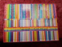 RAINBOW MAGIC FAIRIES 42 BOOK BOX SET