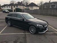 Mercedes-Benz C Class Estate (2014 - ) S205 2.1 C220 CDI BlueTEC AMG Line (Premium Plus) 7G-Tronic