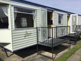Kinmel bay Rhyl Oakfields caravan park LL185LH. Not ty mawr or park resorts