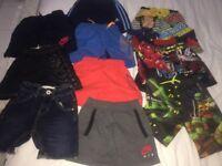Boys shorts bundle 3-4 Nike