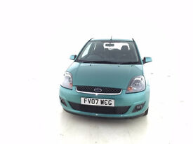 Ford Fiesta, 1.4 Unleaded, SemiAutomatic, ST Seats, Part Leather, Reduced Price, Fault, Read Further
