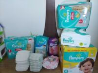 Pampers nappy bundle