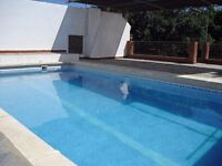 Villa in Costa de Almeria Spain. 2000m2