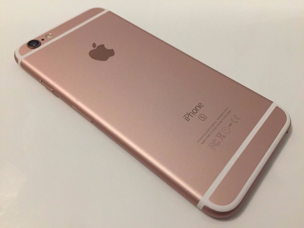 apple iphone 6s rose gold. apple iphone 6 - 16gb rose gold (ee) custom limited edition paypal \u0026 iphone 6s