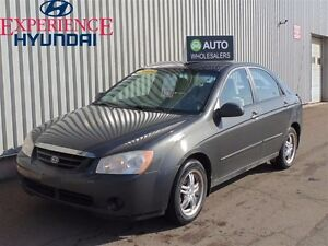 2005 Kia Spectra EX THIS WHOLESALE CAR WILL BE SOLD AS TRADED -