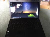 Toshiba Satellite C10 Laptop *WINDOWS 10 - DUAL CORE - 4GB RAM - BARGAIN*