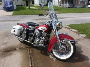 1959 Harley Pan Head