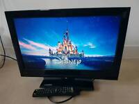 19inch HDLCD tv with built-in DVD
