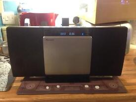 Pioneer micro sound system