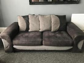 CSL sofa works , 3 seater + 2 seater sofa / couch