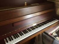 Quality Kemble Upright Piano!
