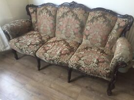 4 piece Sofa Suite Great Condition