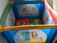 Child's playpen