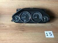 Tachometer 4x4F 10849JG Jaguar X-Type Estate Kombi BJ2005 2.2D Baden-Württemberg - Vaihingen an der Enz Vorschau