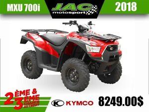 2018 Kymco MXU 700I Défiez nos prix