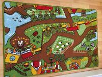 Farmyard Floor Mat