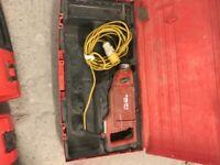 Hilty DD100 diamond drill spares or repair still working