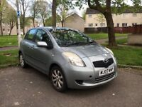 TOYOTA YARIS -SPARE OR RAPAIR