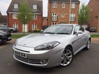 Hyundai Coupe*2.0 petrol*58 Reg* Only 44838 miles*!!!* Full service*One owner*