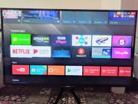 SONY 4K HDR 55 INCH ANDROID TV