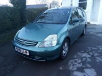 51 Plate Honda Stream 7 Seater Estate MPV. Superb to drive, Bargain just £325 ono. PX Welcome.