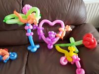 Creative balloon modeller and Magician... BOOK NOW FOR YOUR SPECIAL EVENT OR PRIVATE PARTY