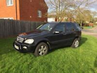Mercedes ML270 CDI Special Edition - 2005