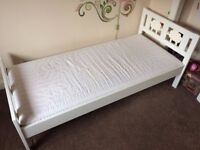 IKEA KRITTER ❤ Children, Toddler Bed frame with slatted bed base ❤ Excellent Condition