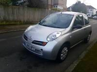 Auto 2005 Nissan Micra 1.2 Petrol - 70,000 Miles - Drives Great - Ready to Drive Away
