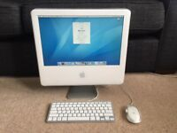 Apple iMac G5 17 inch