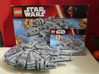 LEGO MILLENIUM FALCON 75105
