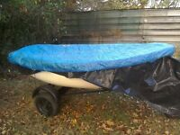 Boat/Dinghy Waterproof Cover