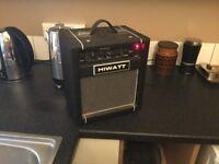 Hiwatt mini amp