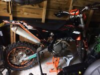 KTM 400EXC - low mileage - Good condition for year - Only used for off road - Never been raced