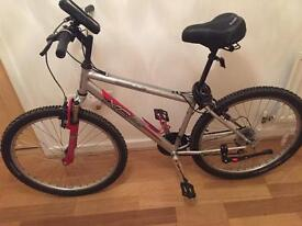 """17"""" bike brand new tyres and breaks"""