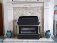 Valor heartbeat model 425 radiant/convector gas fire