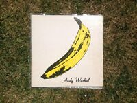 Andy Warhole - The Velvet Underground & Nico (Original 1967 Vinyl)