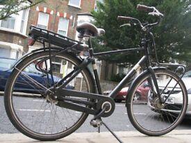 FAST E - Bike In Mint Condition